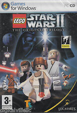 LEGO Star Wars 2 II The Original Trilogy PC Brand New Sealed