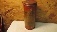 Antique Spice Tin Griggs & Co. St. Paul Minn.