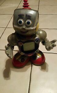 Kasey The Kinderbot Robot Learning System 2004 Fisher Price/Mattel