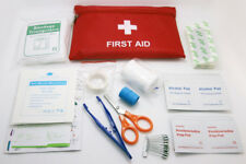 12 pcs Outdoor Necessary First Aid Kit Emergency First Aid Items for Traveling
