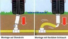 Rain Bird Montagesysteme flexibler Abzweigschlauch + 2 Winkel 30 - 200 cm