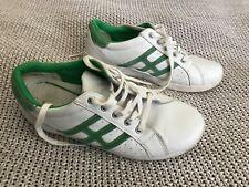 Mens COLORADO CHARLIE White Green Classic Casual Skate Shoes AUS 9 UK 7