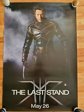X-MEN - The Last Stand WOLVERINE 2006 Movie Release Poster PROMO ONLY!!!
