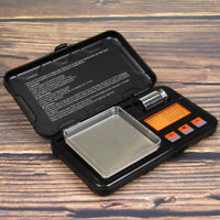 High Precision 0.001g/0.01g Mini Digital LCD Display Electronic Scale Reliable