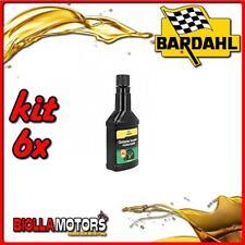 KIT 6X 150ML BARDAHL OCTANE BOOSTER MOTORCYCLE ADDITIVO CARBURANTE 150ML - 6x 10