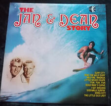 JAN & DEAN The Jan & Dean Story LP K-Tel