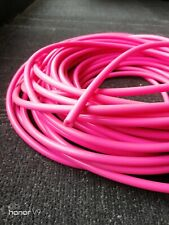 "3//8/"" 10mm Silicone Vacuum Tube Hose Tubing Pipe Price for 15FT Pink"