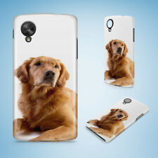 GOLDEN RETRIEVER DOG 16 HARD PHONE CASE COVER FOR NEXUS 5 5X 6 6P