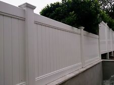 High Quality -PVC Privacy Fence 2.44m NO STAINING & PAINTING! BEST PRICE!!