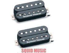 Seymour Duncan Custom Custom SH-11 Bridge & Jazz SH-2n Neck Black Humbucker Set