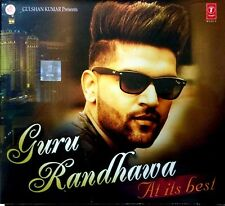 PUNJABI HITS GURU RANDHAWA AT ITS BEST  OFFICIAL ORIGNANORMAL AUDIO CD - LAHORE