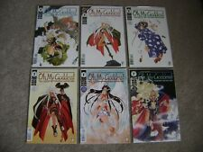 OH MY GODDESS PART 3 #6 7 8 9 10 11 LOT OF 6 DARK HORSE COMICS BOARDED SETS LOTS
