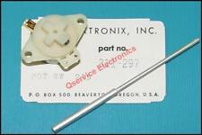 1 PCs Tektronix 311-0297-00 Potentiometer  Wirewound 215 OHM / with shaft  - NEW