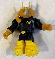 Mozar Figure Teenage Mutant Ninja Turtles Playmates Nickelodeon Complete Loose