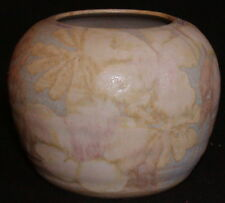 Conwy Studio Pottery Carol Wynne Morris Rose Bowl Vase-Wales