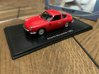 Neo Models NEO44605 1963 Abarth 1000 GT Monomille Red 1/43 Scale Model