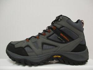 Merrell Bryce Mid GORE-TEX Mens Walking Boots UK 10 US 10.5 EUR 44.5 REF SF425*