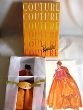 Couture Symphony in Chiffon Barbie Third in a Series Limited Edition 1998 New