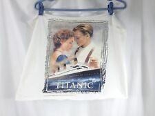 Titanic Tshirt Decaprio Winslet Remnant 1998