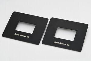 Durst Sivopar 35 - Sixma 35+ Sivoma 35 Negativmasken For M605 M670