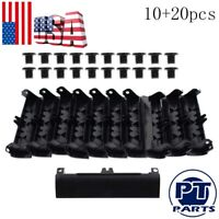 10pcs HDD Hard Drive Door Caddy Cover Screws For Dell Latitude E6430 E6530 E6330