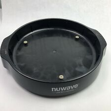 Nuwave Pro Plus Infrared Oven Replacement Bottom Black Base Part