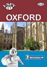 Michelin I-Spy Oxford Book P/Back 2011