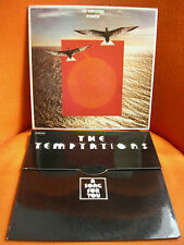 2 VINYLS 33T – THE TEMPTATIONS : A SONG FOR YOU & POWER – EX ! – SOUL FUNK TAMLA
