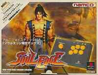 Soul Edge Namco Joy Stick Controller Playstation Japan Ver Working FedEx [U]
