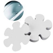20Pcs Flower Shape Anti-slip Bathtub Stickers Safety Bath Shower Treads Us