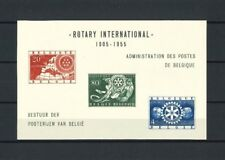 "LX18 XX ""Rotary International 1955"" - COB 275 € !"