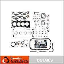Fits 92-95 Honda Civic VX EX De So 1.5 1.6 SOHC MLS Full Gasket Set D15Z1 D16Z6