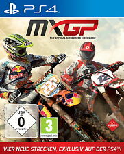 MXGP - The Official Motocross Videogame (Sony PlayStation 4, 2014, DVD-Box)