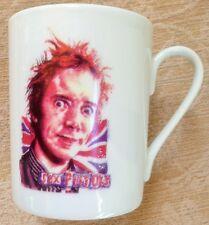 THE SEX PISTOLS Johnny Rotten CERAMIC MUG John Lydon