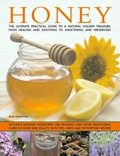 The Book of Honey: Natures wonder ingredient: 100 amazing and unexpected uses f