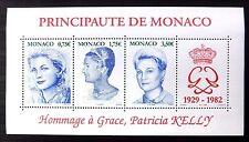 Monaco 2004 hommage à la princesse grace m/feuille MS2673 u/m FP9652