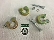 Bearmach LAND ROVER SERIE 2,3 Track Rod End Ball Joint Clamp & BOLT X 3 577898