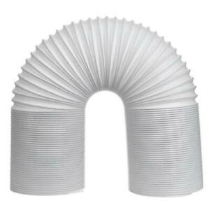 EXTRA STRONG LONG TUMBLE DRYER VENT HOSE 4 METRE 4M LENGH UNIVERSAL FITTING