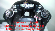 2013 & Older Harley Road Glide Wiring Kit & Amp Mount for PBR300X2 PBR300X4