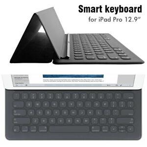 "Original Smart keyboard Tablet Tastatur Apple iPad Pro 12,9"" 1. & 2. Gen. QWERTY"