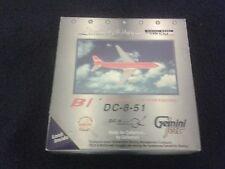 GEMINI JETS BI BRANIFF INTERNATIONAL DC-8-51 DOUGLAS AVION MODEL 1:400 SCALE