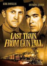 Last Train from Gun Hill [New DVD] Mono Sound, Widescreen