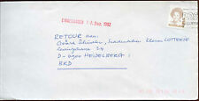 Netherlands 1992 Cover To Germany #C14469