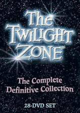 The Twilight Zone Complete Definitive Collection 28 DVDs