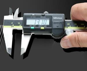 "Mitutoyo 500-197-30 200mm/8"" Digital Digimatic Vernier Caliper"
