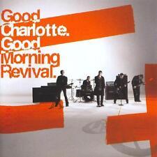 Good Charlotte(CD Album)Morning Revival-Epic-2007-New