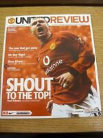 11/01/2004 Manchester United v Newcastle United  . Thanks for viewing our item,