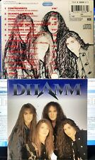 Dhamm - Dhamm (CD, 1995, EMI Records, Italy) EXTREMELY RARE