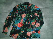 George Floral Chiffon Blouses for Women