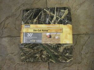 Avery Greenhead Gear 30' Die-Cut Nylap MAX 5 Camo Dove Turkey Duck Ground Blind